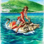 Похищение Европы - Мифы Древней Греции