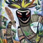 Помощь змеиного царя (индейская крики) - Сказка народов Америки