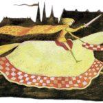 Принц и конь Байяр - Французская сказка