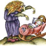Принцесса-кобра - Испанская сказка