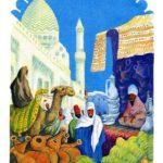 Принцесса-молчунья - Арабская сказка