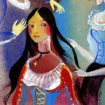 Принцесса из апельсина - Итальянская сказка