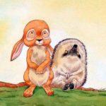 Про Ёжика и Кролика-2: Мечты сбываются - Пол Стюарт и Крис Риддел