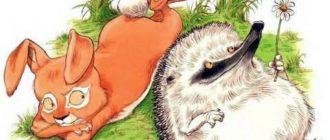 Про Ёжика и Кролика-4: А ну-ка