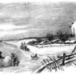 Проказы старухи зимы - Константин Ушинский
