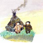 Пропавшая песенка - Эскимосская сказка