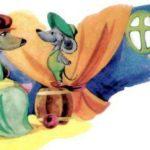 Путешествие мышонка - Эскимосская сказка