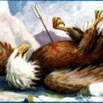 Раненый орёл - Эзоп
