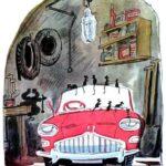 Рассказы о маленьком автомобильчике - Лейла Берг - Зарубежные писатели