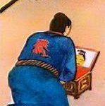 Разбитое зеркало - Корейская сказка
