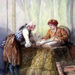 Ремесленник и купец - Жан де Лафонтен
