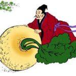 Репа-великан - Китайская сказка