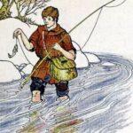 Рыбак и рыбка - Эзоп