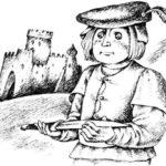 Рыжий Эттин - Английская сказка