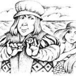 Русалка и неверный Эндрью - Английская сказка