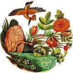 Сад с желтыми розами (персидская) - Сказка народов Востока
