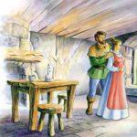 Салаточка (Рапунцель) - Братья Якоб и Вильгельм Гримм