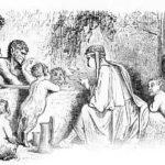 Сатир и прохожий - Жан де Лафонтен