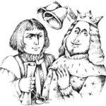 Сэр Майкл Скотт - Шотландская сказка