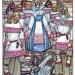 Сестра и девять братьев - Карельская сказка