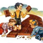 Шоколадная дорога - Джанни Родари