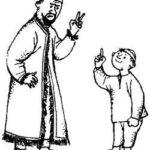 Сын вора - Туркменская сказка