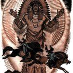 Сыновья солнца (индейская) - Сказка народов Америки