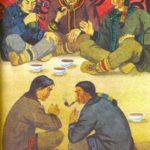 Сирота Манга и красавица Кыси (Ульчская) - Сказка народов России