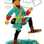 Сказ про Игната - хитрого солдата - Привалов Б. - Отечественные писатели