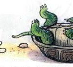 Сказка о перевернутой черепахе - Михаил Пляцковский