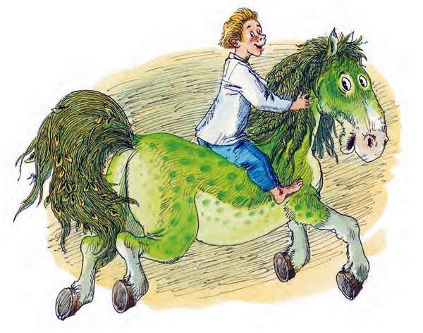 Картинки из сказок про лошадь