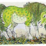 Сказка про Зелёную Лошадь - Юрий Коваль