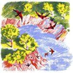 Сказки-несказки: Лесные домишки - Виталий Бианки