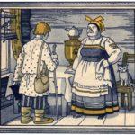 Сказки о Шише: Шиш и трактирщица - Русская сказка