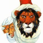 Сказки про шакала и льва - Арабская сказка