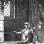 Скупой и обезьяна - Жан де Лафонтен