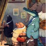Слон-живописец (басня) - Сергей Михалков