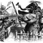 Слон и обезьяна Юпитера - Жан де Лафонтен