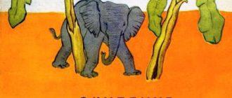 Слоненок (2) - Редьярд Киплинг