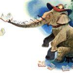 Слониха читает - Корней Чуковский