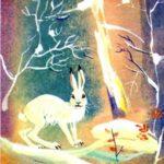 Снег и заяц - Бурятская сказка