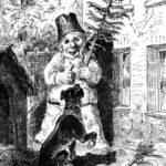 Снежный болван - Ганс Христиан Андерсен