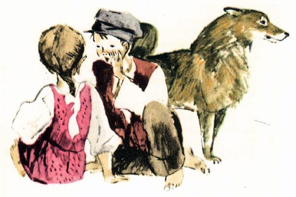 Собака Якова