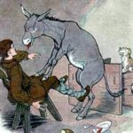 Собака и хозяин - Эзоп