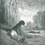 Собаки и ослиная туша - Жан де Лафонтен