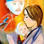 Солдат и его дочь - Русская сказка