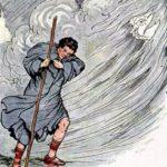 Солнце и ветер - Лев Толстой