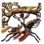 Состязание - Африканская сказка