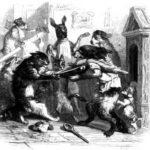 Ссора собак с кошками и кошек с мышами - Жан де Лафонтен