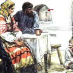 Старый дед и внучек - Лев Толстой